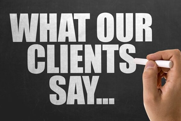 FAQ - what our client say